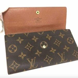 Louis Vuitton Bags - Louis Vuitton Monogram Sarah Wallet